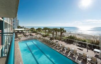 Mynd af Paradise Resort í Myrtle Beach