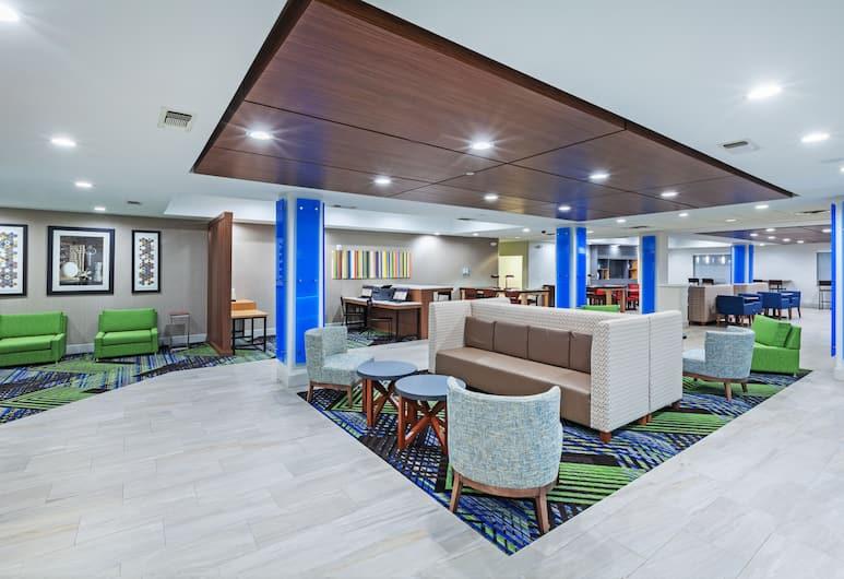 Holiday Inn Express and Suites Longview South I20, Longview, Infrastruktura wewnętrzna hotelu