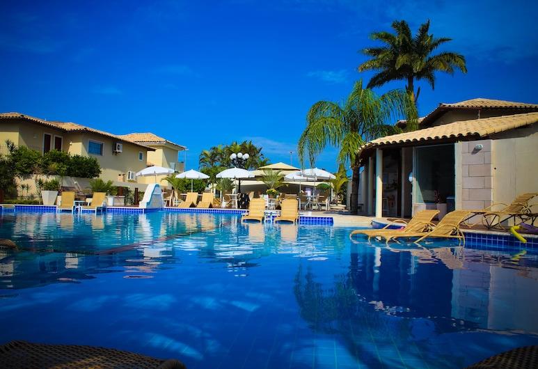 Don Quijote Hotel, Buzios, Εξωτερική πισίνα