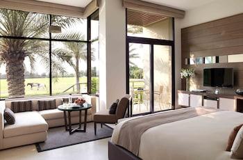 Dubai bölgesindeki Desert Palm Dubai resmi
