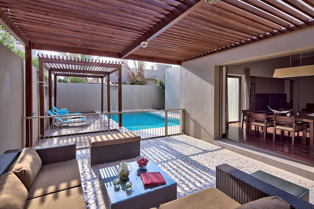 Family Villa, 2 Bedrooms (With Pool) - Terrace/Patio