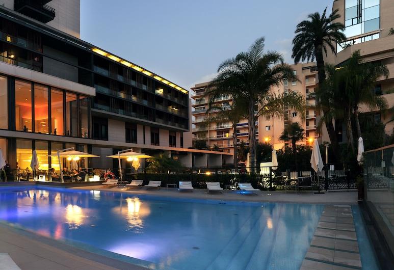 Hotel Novotel Monte Carlo, Monaco, Outdoor Pool
