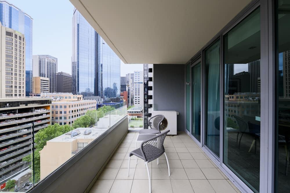 One Bedroom Apartment (Sofa Bed) - Balcony - Balcony View