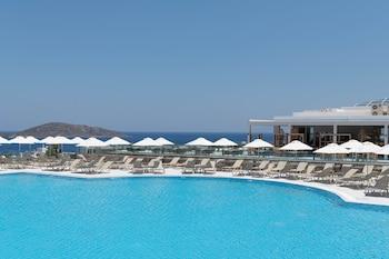Mynd af Elounda Breeze Resort - All Inclusive í Agios Nikolaos