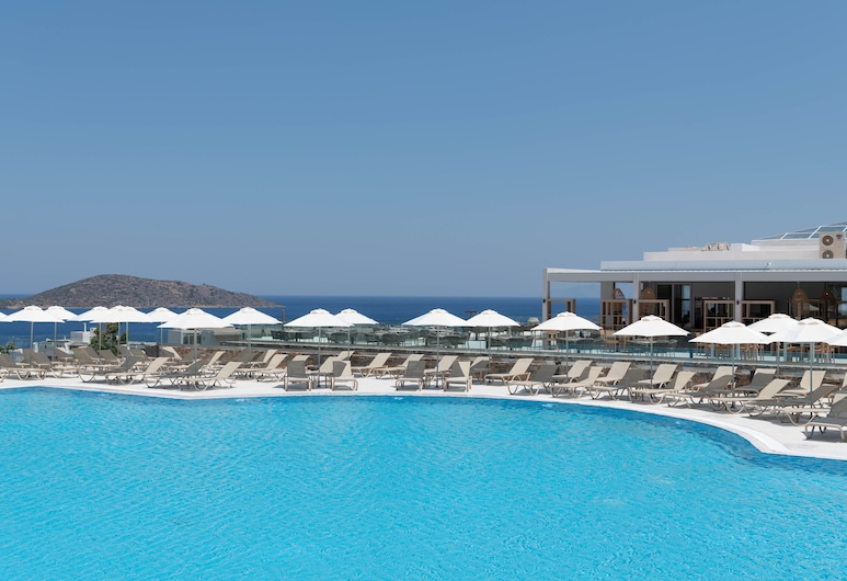 Elounda Breeze Resort - All Inclusive, Agios Nikolaos, Pool