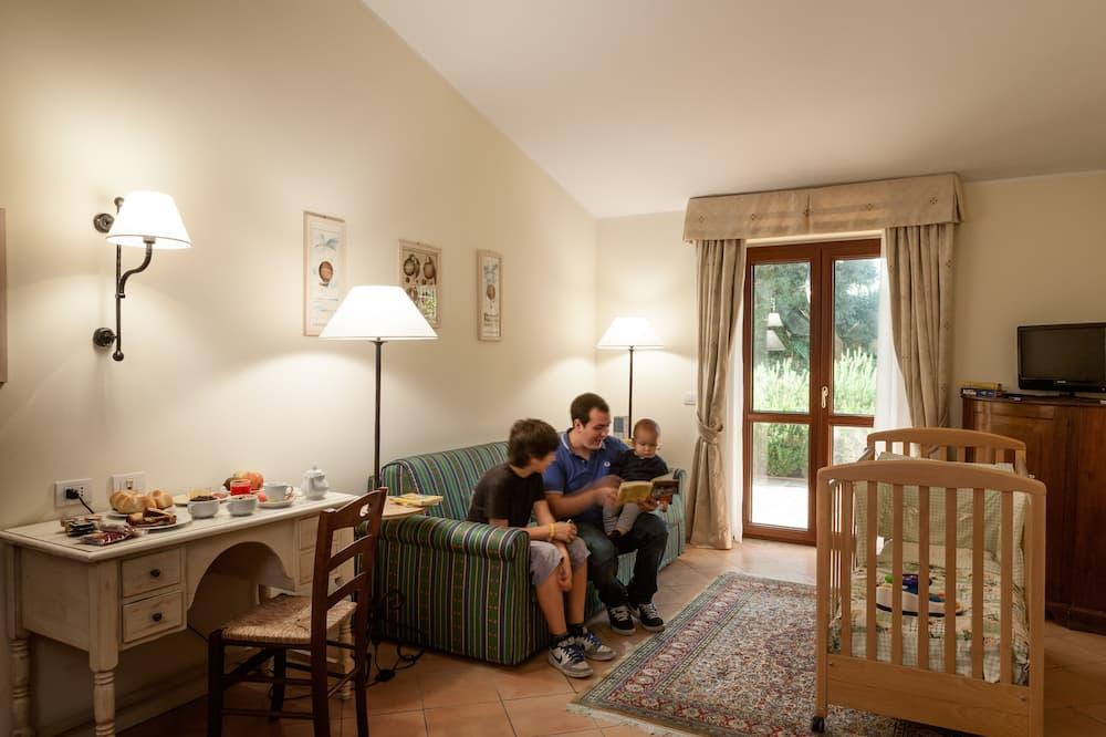 Apartament standardowy - Pokój dla dzieci