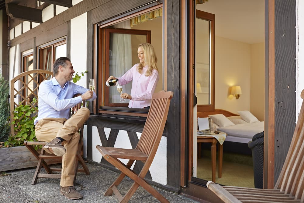 Comfort Plus Zimmer - Balkon