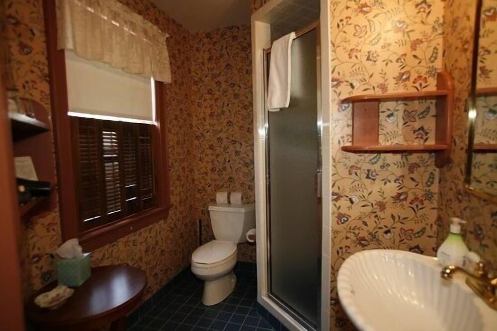 Habitación estándar, chimenea - Baño