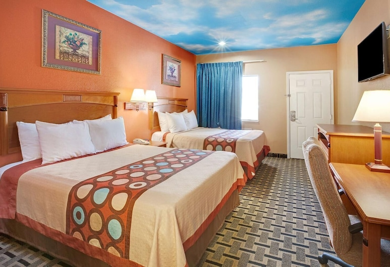 Sapphire Inn and Suites, Deer Park, Guest Room