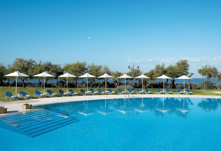 Grand Hotel Egnatia, Αλεξανδρούπολη, Αίθριο/βεράντα