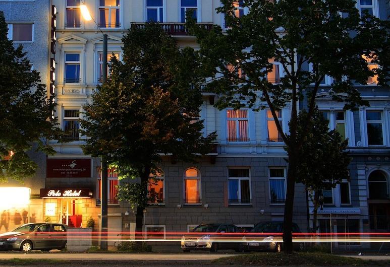 Novum Hotel Hamburg, Hamburgo, Fachada del hotel