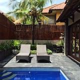 Classic Villa, 4 Bedrooms, Private Pool (Taman) - Terrace/Patio