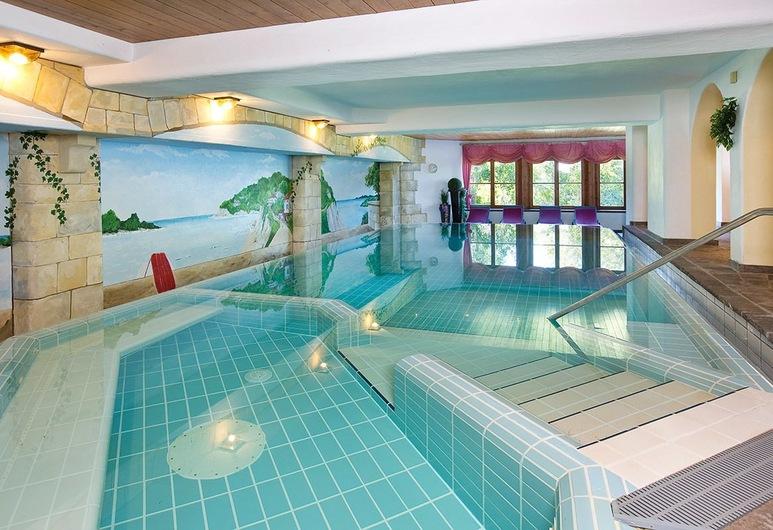 Ringhotel Nebelhornblick, Oberstdorf, Binnenzwembad