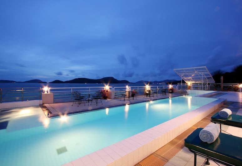 Kantary Bay Hotel, Phuket, Wichit, Kolam Renang Luar Ruangan