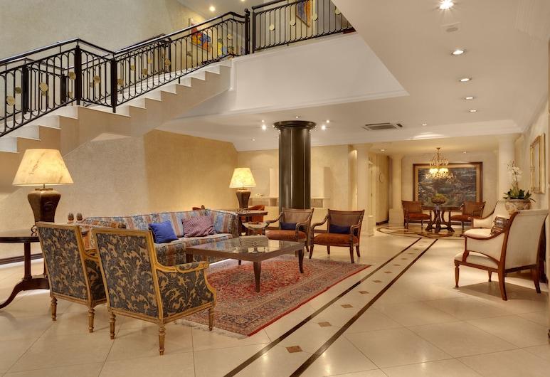 馬布皇家高級飯店, 古里提巴, 飯店內部