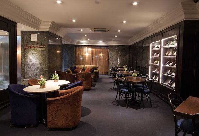 Mabu Curitiba Business, Kurytyba, Poczekalnia hotelowa