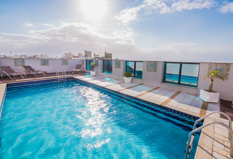 Blue Tree Premium Florianopolis, Florianopolis, Rooftop Pool