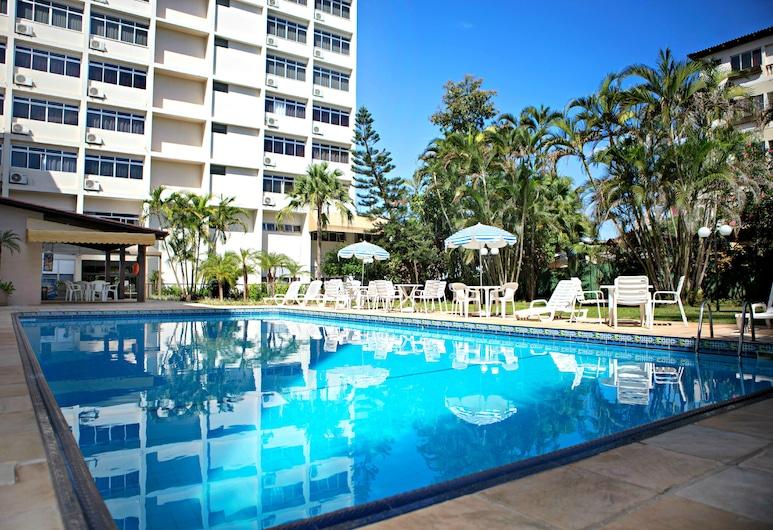 Foz Presidente Comfort Hotel, Foz do Iguacu, Kolam Terbuka