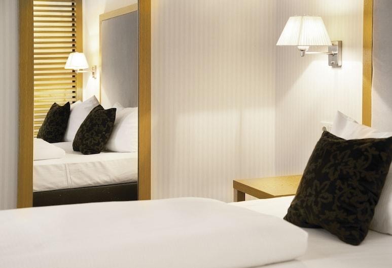 Townhouse Hotel, Frankfurt, Standard Tek Büyük Yataklı Oda, Oda