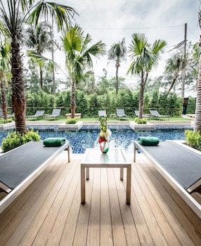 Patong bölgesindeki Phuket Graceland Resort And Spa resmi