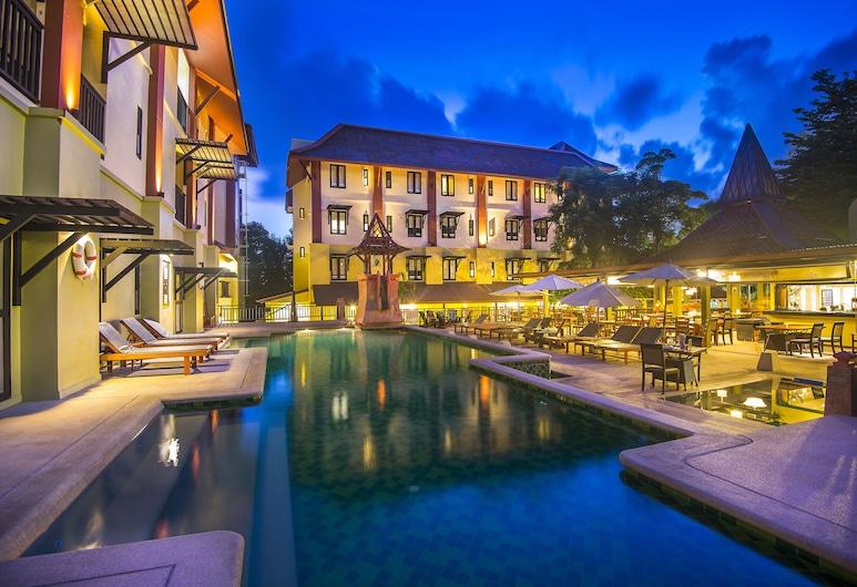 Tuana The Phulin Resort, Karon, Bazén