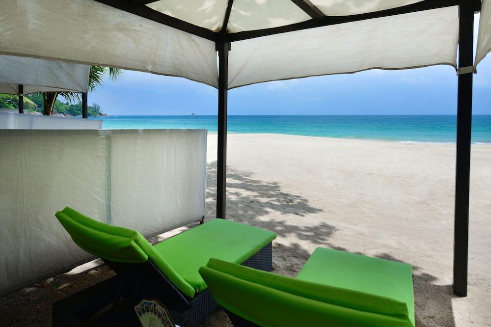 Beachfront Pool Villa - Plaža