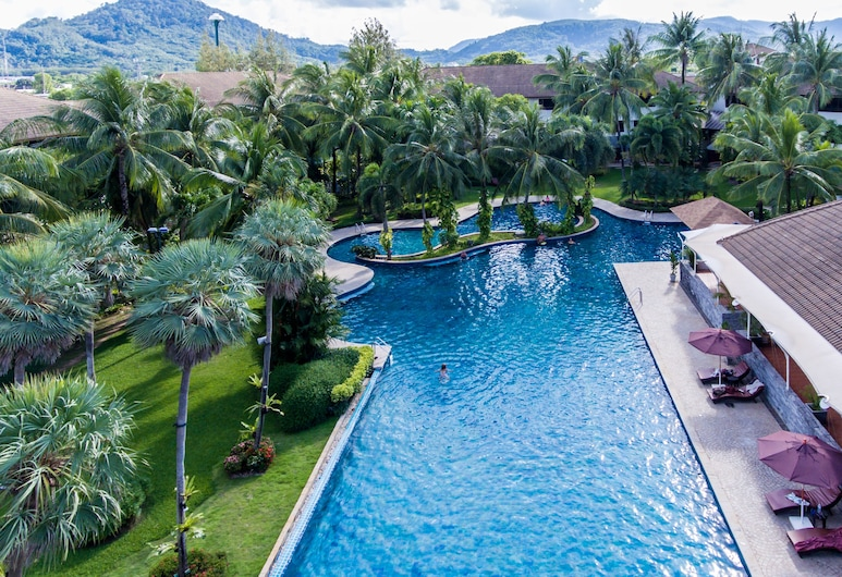 Boat Lagoon Resort, Ko Kaeo, Pool