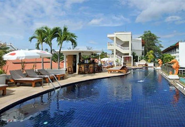 Karon Princess Hotel, Karon, Outdoor Pool