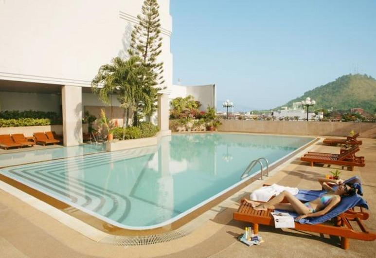 Metropole Hotel Phuket, Phuket, Außenpool