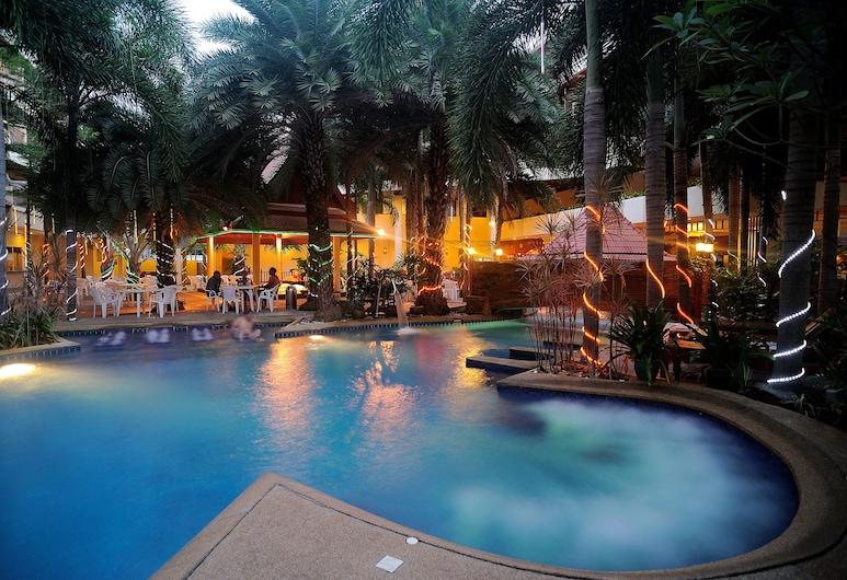 芭曼布麗酒店, 巴東, 室外泳池