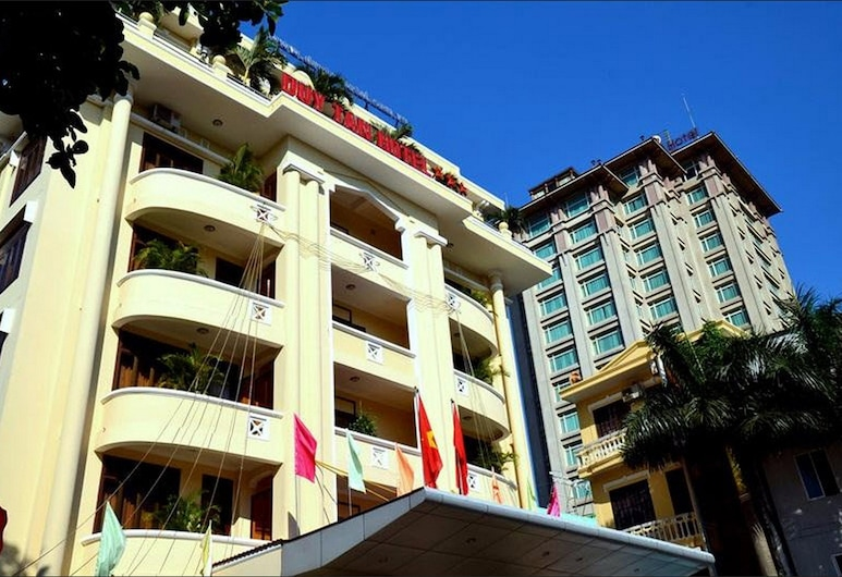 Duy Tan Hotel, Hue, Pohľad na hotel