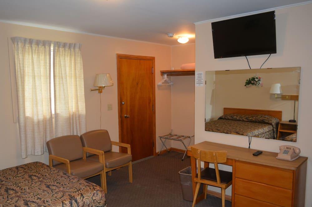 Standard Double Room Single Use, 2 Katil Kelamin (Double) - Ruang Tamu