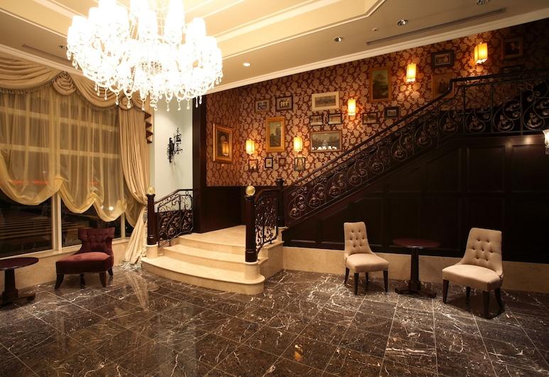 Hotel Monterey Akasaka, Tokyo, Interior Entrance