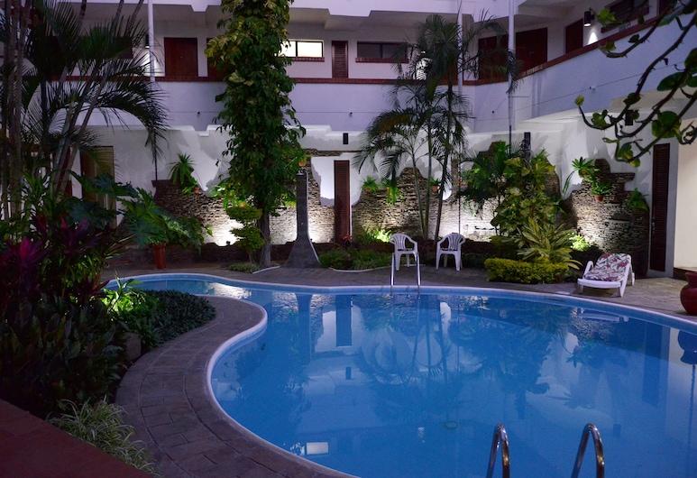 Hotel Las Palmas, Santa Cruz, Buitenzwembad