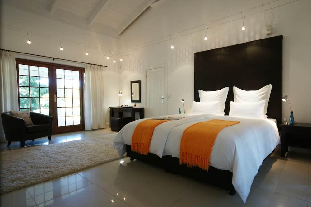 Kamar Double Basic, 1 Tempat Tidur Double - Ruang Keluarga