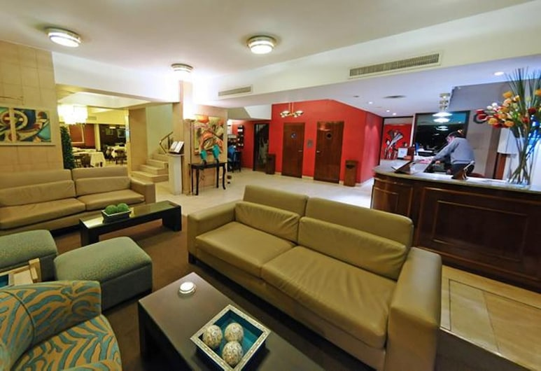 Hotel Centro, سانتييجو دل إستيرو, الردهة