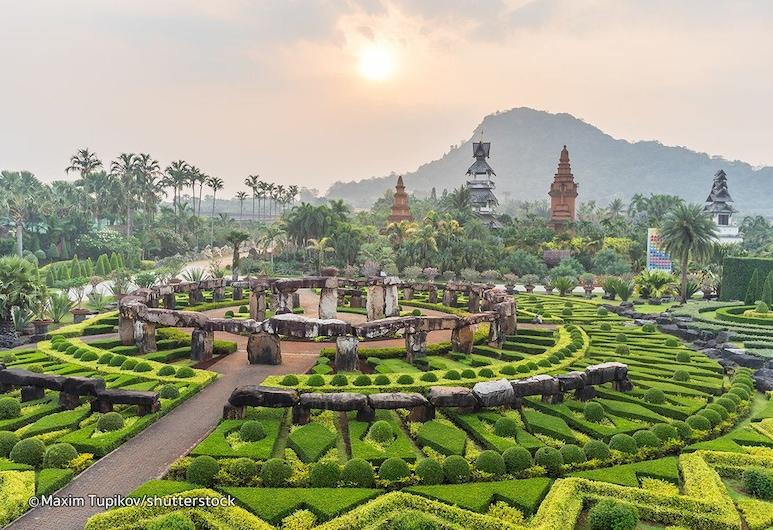 Jomtien Cozy Inn Pattaya, Pattaya, Vườn
