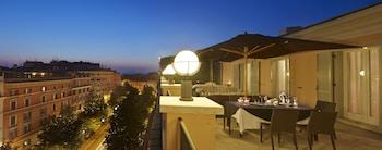 ローマ、グランド ホテル ヴィア ベネトの写真