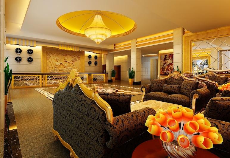 鴻波酒店, 深圳, 飯店內酒廊