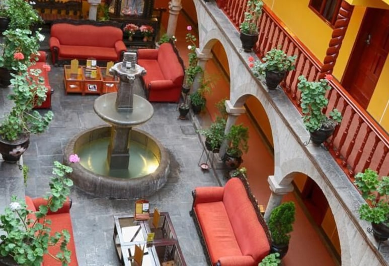Munay Wasi Inn Hotel, Cusco, พื้นที่นั่งเล่น