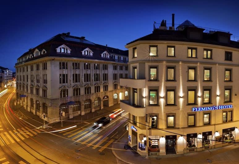 Flemings Hotel Zürich, Zurych, Z zewnątrz