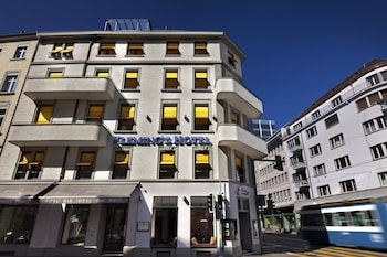 Zurich — zdjęcie hotelu Flemings Hotel Zürich