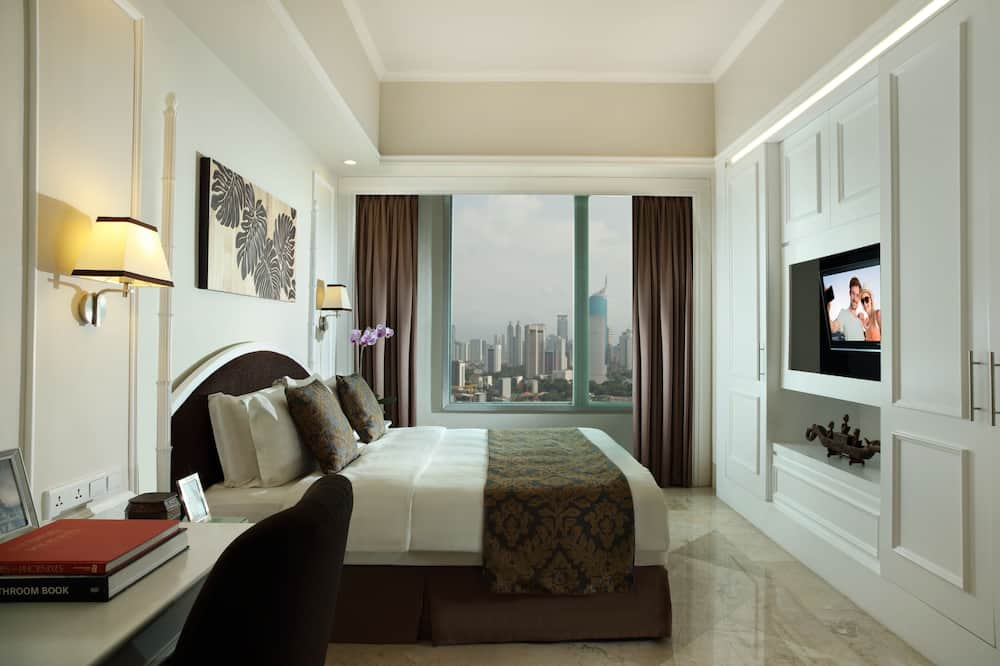 Executive Apart Daire, 1 Yatak Odası - Oda