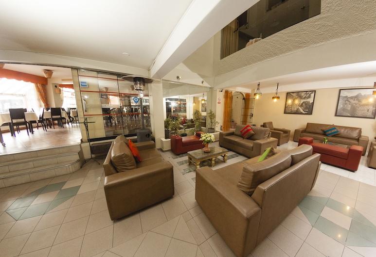 Hotel De La Villa Hermoza, Cusco, Lobby Sitting Area