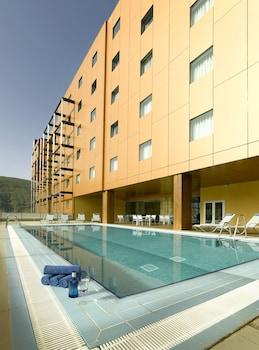 グラナダ、ホテル マシア レアル デ ラ アルハンブラの写真
