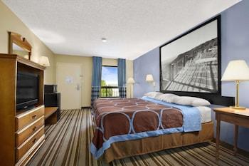 牛津牛津溫德姆速 8 酒店的圖片