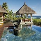 Ocean View Double Suite Pool Villa - Svečių kambarys