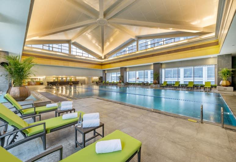 北京麗晶酒店, 北京市, 泳池