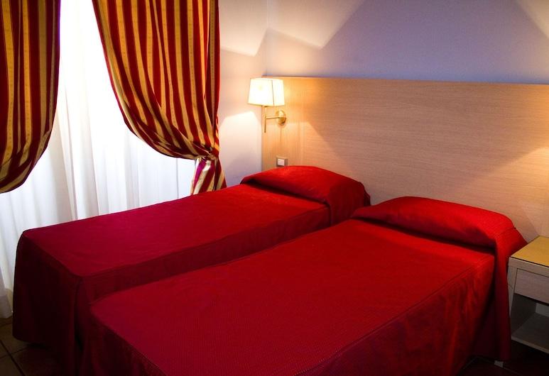 207 旅館, Rome, 客房