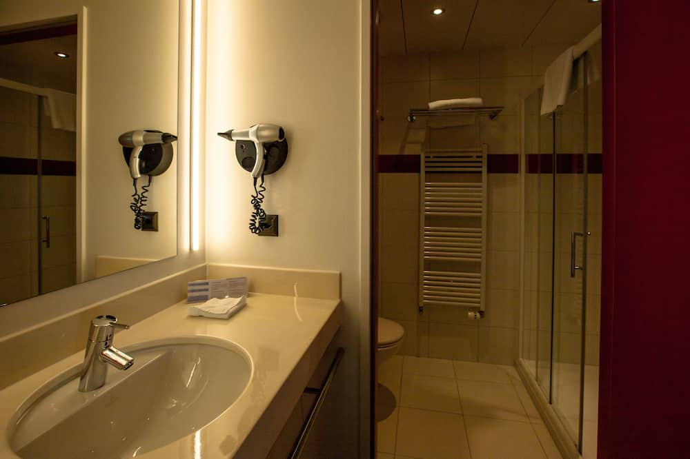 Pokój dla 1 osoby typu Business - Łazienka